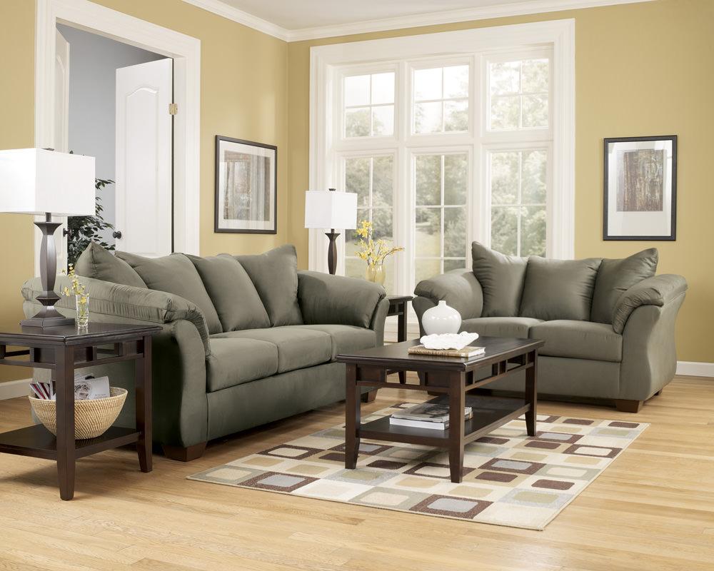 Logan sectional sofa set design by ashley furniture